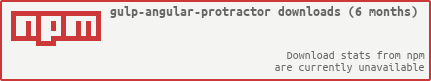 gulp-angular-protractor - npm