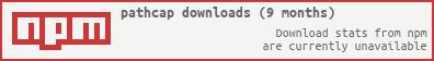 npm download stats