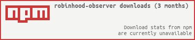 robinhood-observer - npm